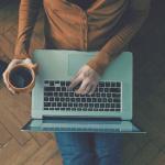 coffee n laptop